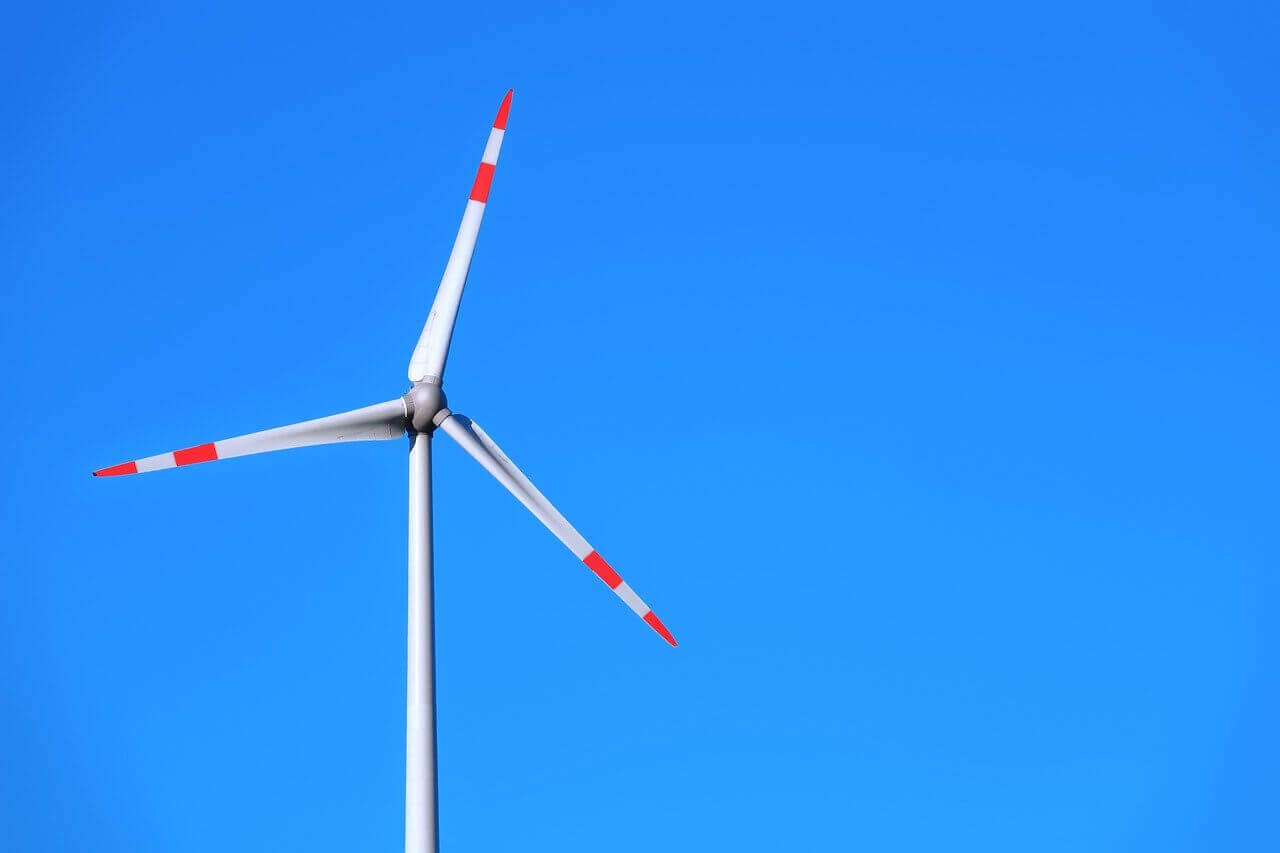 Wind energy- Natural power save