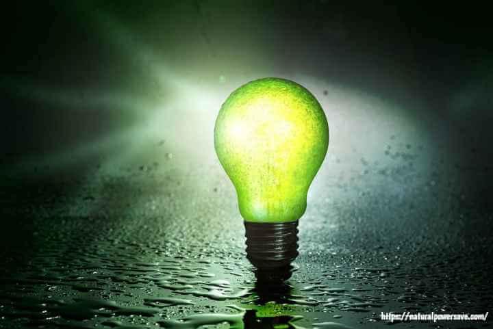 benefits of saving energy