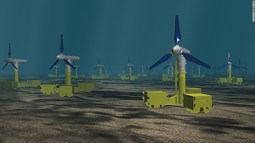 Tidal Energy | Can Underwater Turbines Solve Our Energy Problems?