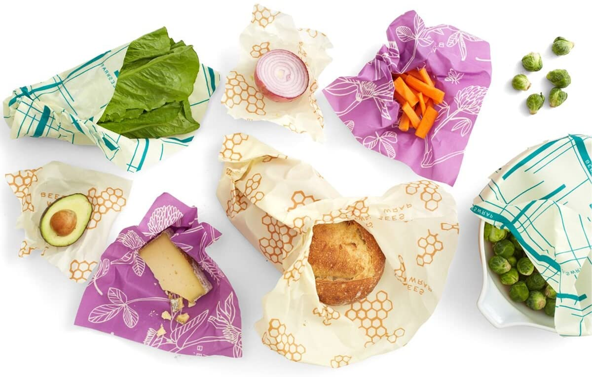 bees wrap variety pack sustainsable gift