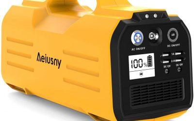 Aeiusny 400W Portable Generator Review