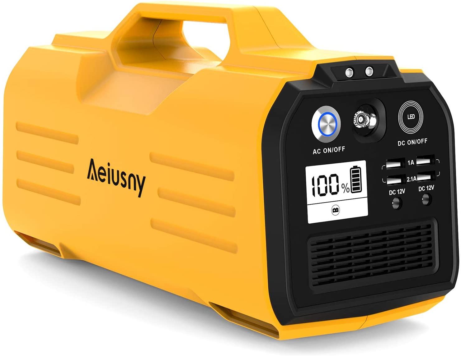 300W Aeiusny Portable Power Station