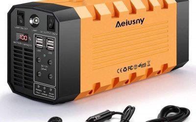 Aeiusny 500W Portable Generator Review