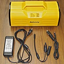 Aeiusny 400W package contents