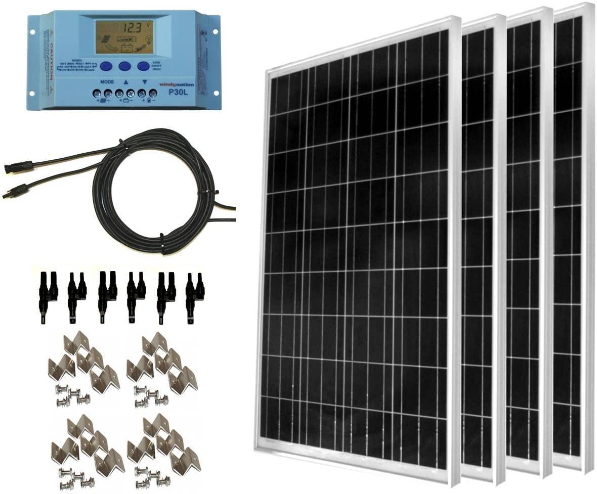Newpowa Solar Panel